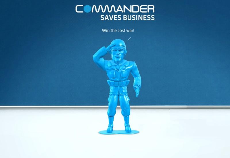 Commander Re-Brand